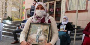Diyarbakır annelerinden Zümrüt Salim: Oğlum devlete sığın, teslim ol