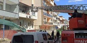 Kandıra'da Ev yangını korkuttu