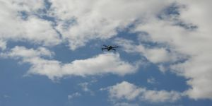 Kocaeli'de vatandaşlar Drone ile kontrol edilmeye başlıyor.