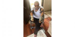 İş kazasında kolunu ve bacağını kaybetmişti protezleri yenilendi