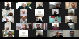 Erbakan, Yeniden Refah Kocaeli il yönetimine hitap etti..