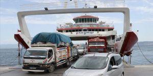 Yalova'da Ro-Ro taşımacılığında yolcu ve araçlar yasaklandı