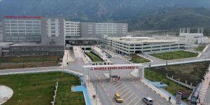 Manisa Şehir Hastanesi 1,5 yılda bölgenin sağlık üssü oldu