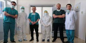 Hatay MKÜ Kovid-19 aşısı ve ilacı geliştirmek için izin başvurusunda bulundu