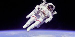 Uzay yolculukları insanlığı yeni ufuklara taşıyor
