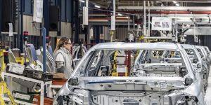 Otomotiv üretimi ilk çeyrekte yüzde 6 azalarak 341 bin adet oldu