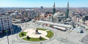 Beyoğlu'nda bazı meydan ve caddelerde yaya trafiğine kısıtlama