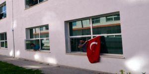 Amasya'da karantinada kalanlar devlet yurtlarından memnun