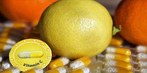 Kovid-19'a karşı en önemli tedavi silahlarından biri: Yüksek doz C vitamini'