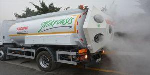 Belediyeler, sokak dezenfeksiyonu için araç siparişine yöneldi