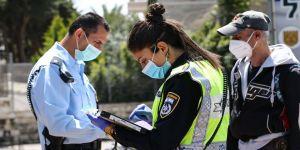 İsrail Doğu Kudüs'teki Kovid-19 vakalarını gizliyor