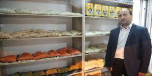 Manisalı imam, camide 'sosyal market' kurdu