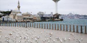 İstanbul'da koronavirüs tedbirlerine büyük oranda uyuluyor