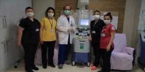 Kovid-19 hastasının plazma nakli sonrası testinin negatif çıkması doktorları heyecanlandırdı