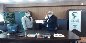 Gelecek Partisi Karamürsel İlçe Başkanı atandı
