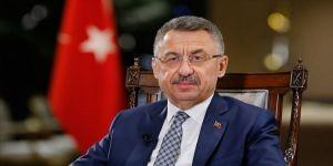 Cumhurbaşkanı Yardımcısı Oktay: 25 bin vatandaşımızın ramazanı evlerinde geçirebilmesi için operasyon başlattık