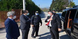 Kontrol ve koruma için kullanılacak hizmet botu Kocaeli İl Emniyet Müdürlüğü'ne tahsis edildi