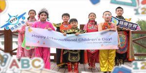 Türkiye'ye gelemeyen Çinli çocuklardan 23 Nisan mesajı