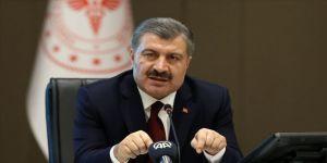 Türkiye'de Kovid-19'dan iyileşen hasta sayısı 10 bin 453'e ulaştı