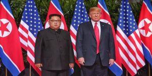Kuzey Kore'den Trump'ın 'Kim'den güzel bir mektup aldım' açıklamasına yalanlama