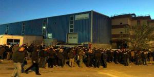 Gebze'deki fabrikada korona çıktı üretime ara veriliyor