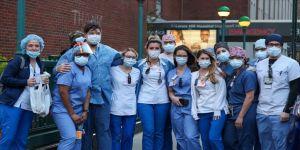 New York Valisi Cuomo'nun 'salgında zorunlu çalışanlara yüzde 50 prim' planı