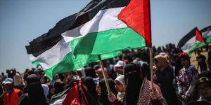 Filistinliler Nekbe'nin 72. yılında geri dönüş hakkına dikkati çekmeye çalışıyor