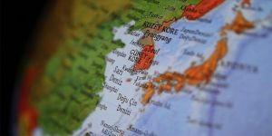 Doğu Çin Denizinde devriye gezen Çin'e tepki