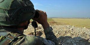 MSB: PKK/YPG'li terörist teslim oldu