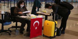 Kuzey Makedonya'daki Türk vatandaşları yurda getiriliyor