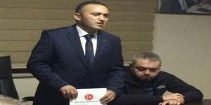 MHPli eski ilçe başkanı Korona'ya yakalandı