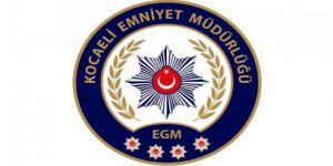 Kocaeli'de 'TÜRKİYE GÜVEN HUZUR UYGULAMASI' yapıldı