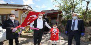 Zinnur Büyükgöz'den Çocuklara 23 Nisan Hediyeleri