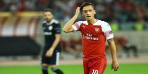 Mesut Özil'den ramazan ayı mesajı