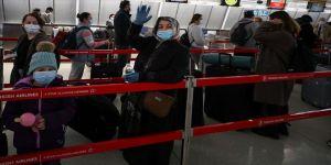 Özel seferle ABD'den dönen yolculardan Naime Pekdemir: Türkiye'de güvende hissediyorum