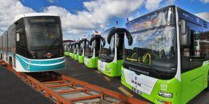 Tramvay ve otobüs saatlerine Ramazan ayı düzenlemesi yapıldı