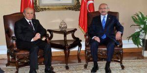 Kılıçdaroğlu, Devlet Bahçeli'nin önerisine destek verdi