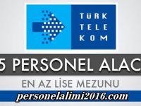 Türk Telekom 465 Personel Alacak