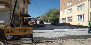Gebze Belediyesi Fen İşleri sezona hızlı başladı