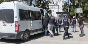 Ülke genelindeki operasyonlarda 1261 uyuşturucu şüphelisi gözaltına alındı