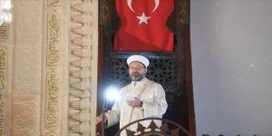 Diyarbakır Barosu avukatlarından Diyanet İşleri Başkanı Erbaş'a destek