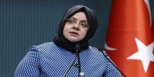 Bakan Zehra Zümrüt Selçuk: Kısa Çalışma Ödeneğine 3 milyon 194 bin 610 çalışan için başvuruda bulunuldu