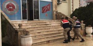 Mardin'de FETÖ firarisi saklandığı evde yakalandı