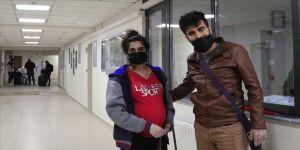 Suudi Arabistan'dan tahliye edilen vatandaşlar Türkiye ile gurur duyuyor