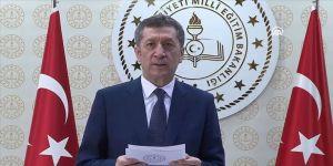 Milli Eğitim Bakanı Selçuk: Uzaktan eğitime 31 Mayıs'a kadar devam edilecek