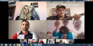 Dünyada İlk defa:'Türk Gurbetçilere Online Moral Konseri' Verildi