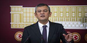 CHP Grup Başkanvekili Özel gündemi değerlendirdi