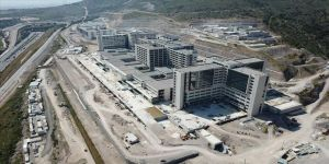 İzmir Bayraklı Şehir Hastanesinde sona yaklaşılıyor