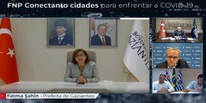 Brezilya Belediyeler Birliği'nden Türkiye'nin Kovid-19'la mücadelesine övgü