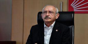 Kılıçdaroğlu 1 Mayıs nedeniyle işçilerle video konferans yöntemiyle görüştü